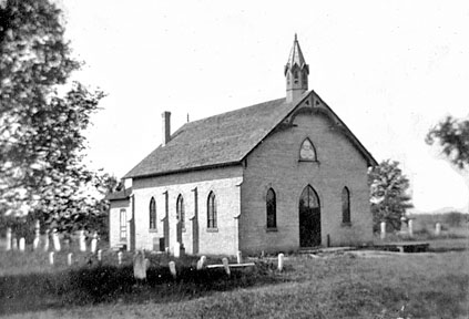 St. Paul's Anglican Church, Wisbeach, after 1906. courtesy M Williams