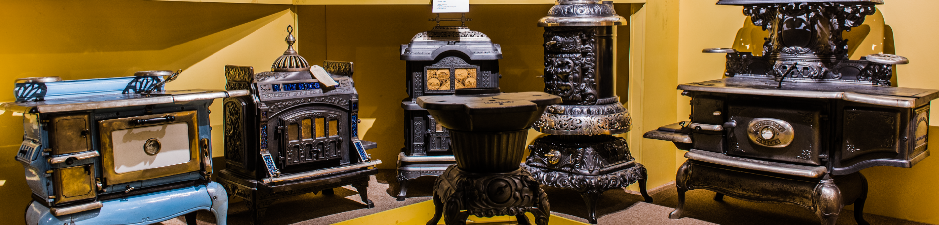 Doherty Stoves in Lambton Gallery