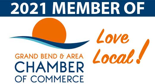 Grand Bend & Area Chamber of Commerce logo.