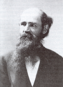 Black and White image of a man named Henry Tripp.
